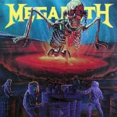 Megadeth - 'Contaminated' Square Sticker